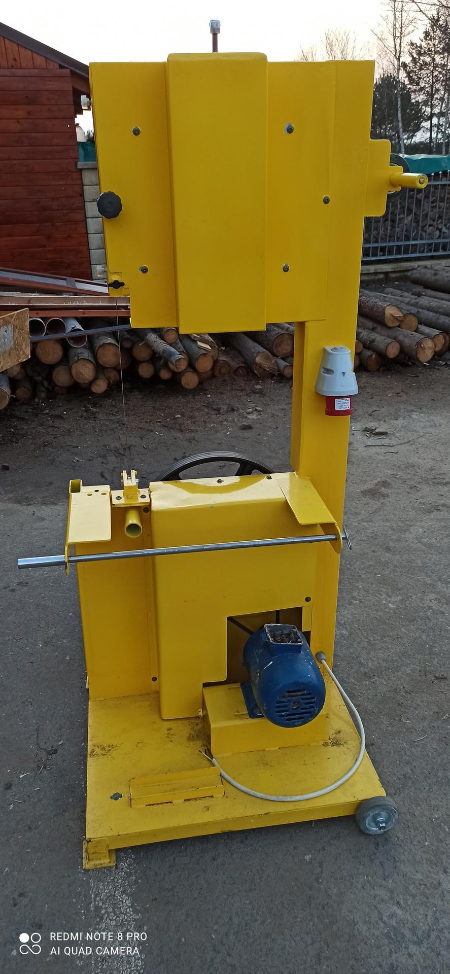 Výroba pásové pily na Ytong - Obrázek č. 53