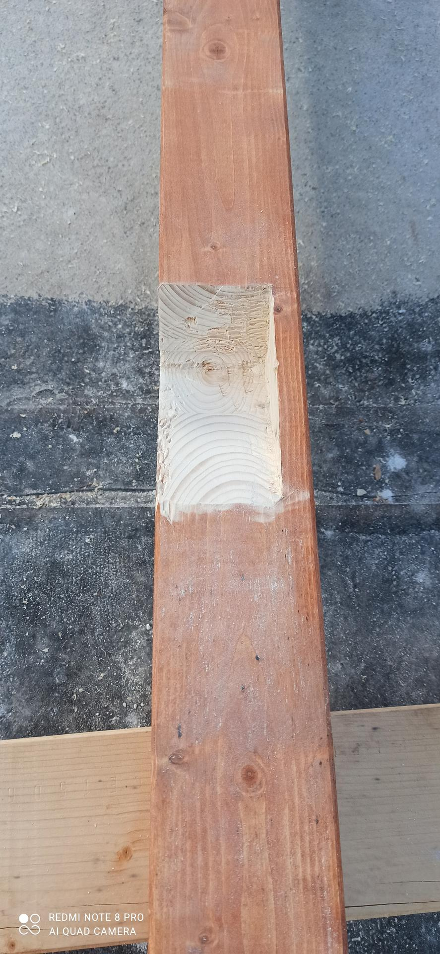 Střecha - Skryté sedlo