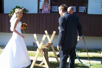 úkol pro ženicha