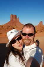 Svatebni cesta Monument Valley