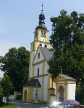 kostel sv. Petra a Pavla v Hradci nad Moravicí.....tady si řekneme své ano