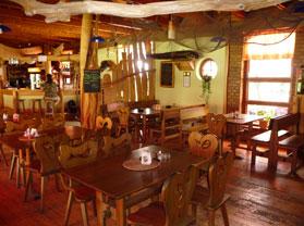 Restaurace rybárna v Pardubicích