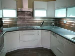 nová kuchyně