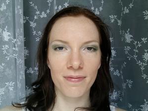 2.zkouška makeupu