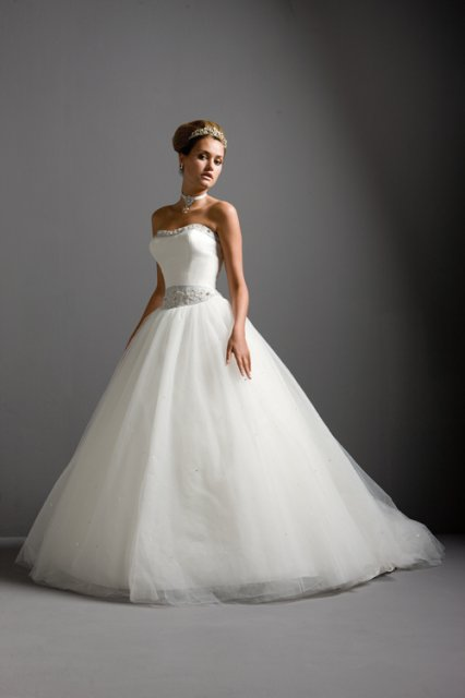 Naše predstavy - takéto šaty budem mať, už ich mám obj.