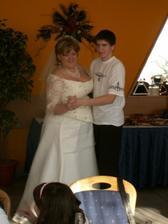 nevěsta s bratránkem