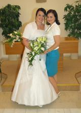 s mou Markétkou sestřičkou