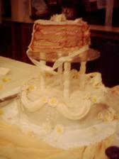 z dortu toho moc nezbylo