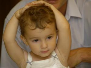 najmenší anjelik z rodiny