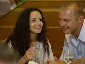 moja sestrička s partnerom Peťkom