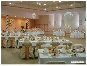 Svadobna hostina bude v restauracii Rubin (KE)