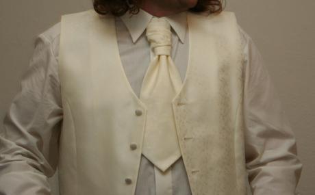 Vesta+kravata+vreckovka - Obrázok č. 2