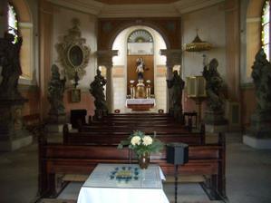 kaple, druha nase moznost kdyby prselo(taky na hrade)