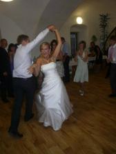 první taneček novomanželů