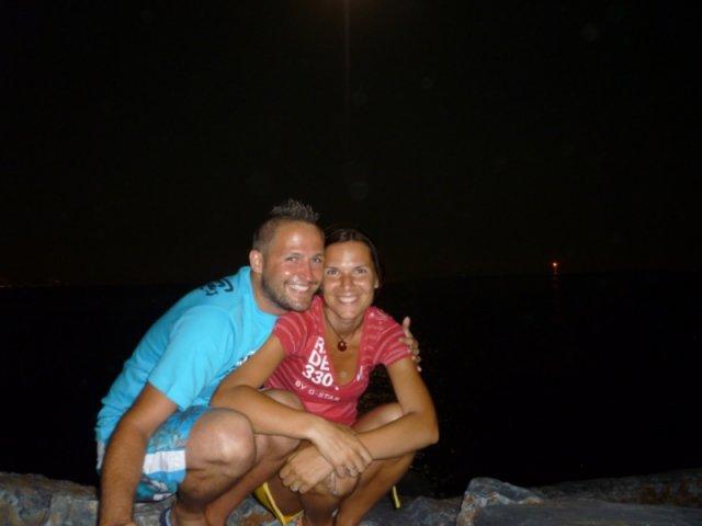 Nadka a Petko 28.5.2011 - my dvaja :)
