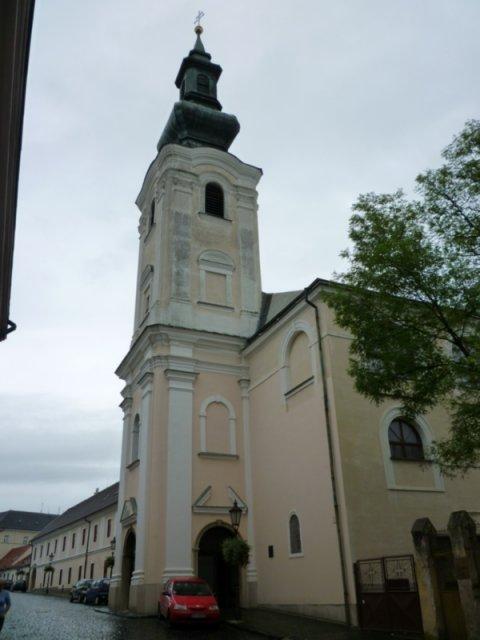 Nadka a Petko 28.5.2011 - kostol sv.Petra a Pavla - tu si povieme svoje ANO.