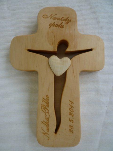 Nadka a Petko 28.5.2011 - nádherný krížik