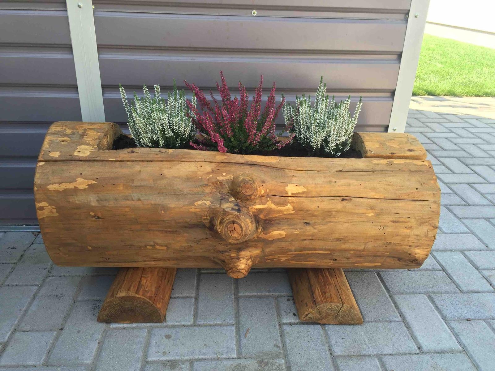 """...exteriér - záhradka...moj relax... - """"handmade"""""""