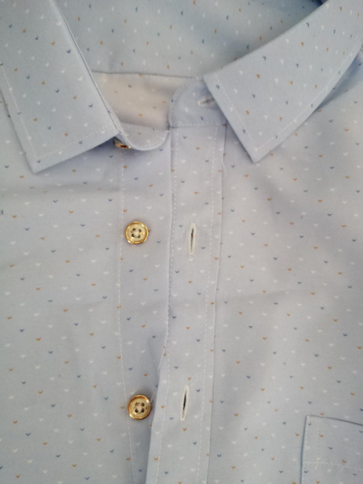 Nenosena košeľa  - Obrázok č. 2