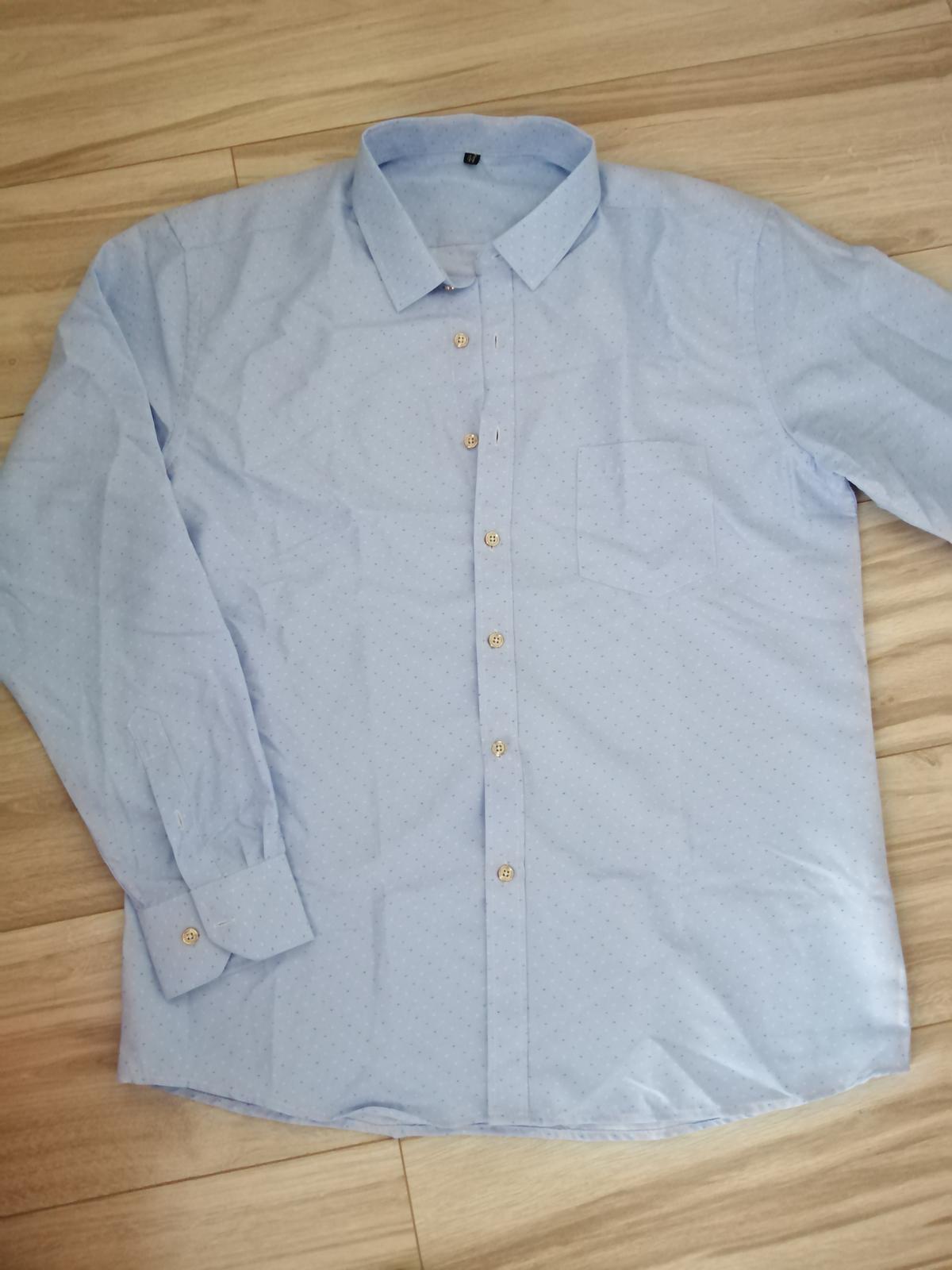 Nenosena košeľa  - Obrázok č. 1