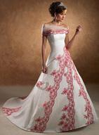..šatičky pro nevěstu.. (ty ale nejsou moje)