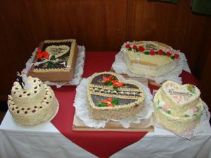naše dortíčky MŇAM