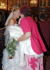další přání - maminka nevěsty
