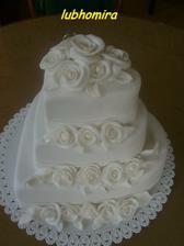 ...tak toto je naša tortička...:)