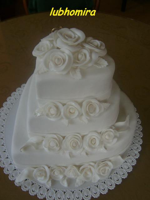 My dreams - ...tak toto je naša tortička...:)