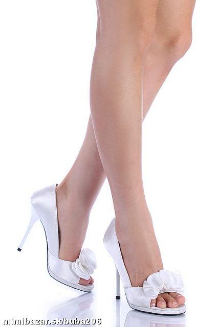 My dreams - moje svadobné topánky - už sú doma