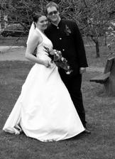 Novomanželé Fojtíkovi