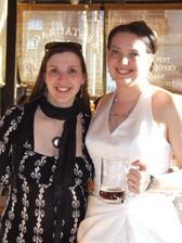 moje sestra a já