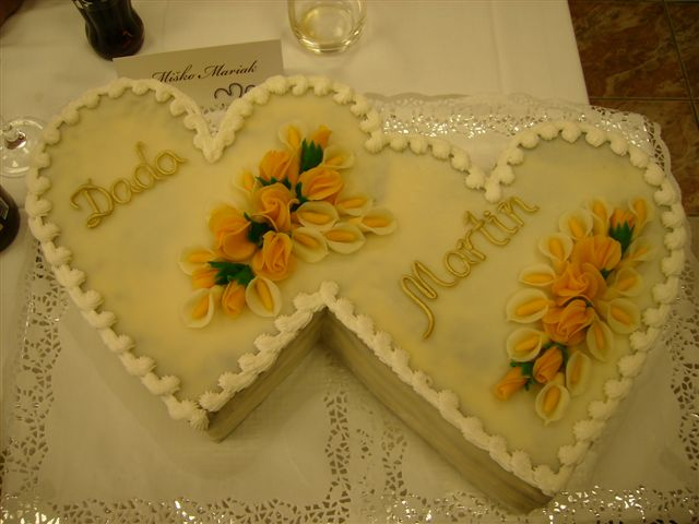 Dada{{_AND_}}Maťo - Svadobná torta 2