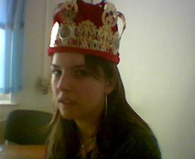 Tak prý tuto korunu budu mít na hlavě při obradu