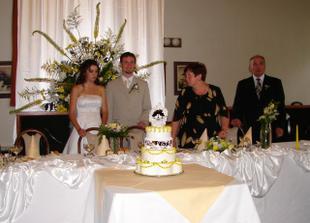 Náš dort - hostina v hotelu Svornost