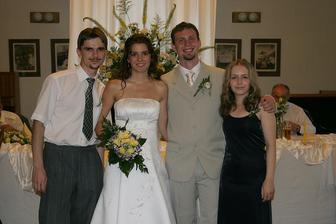 Sestřenice ženicha