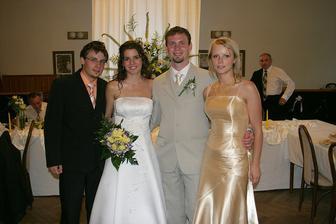 Spolužáci ženicha