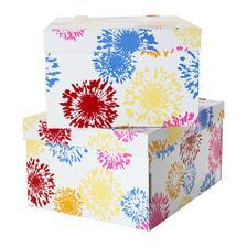Už je doma i krabice na svatební přání, akorát jí ještě asi polepim stříbrnym papírem a dozdobim ..