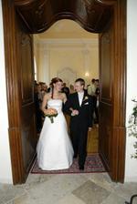 Nevěsta je provdána...