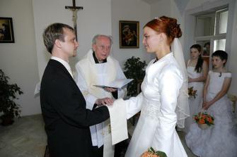 Svatební slib podruhé