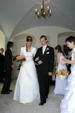 A už je ženatý i ženich :)