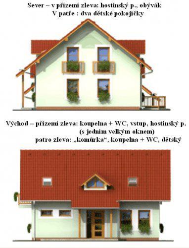 Domeček - Projekt našeho domečku po druhé ...