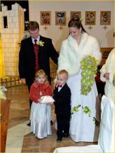 Ako sme dotisli malickych k oltaru