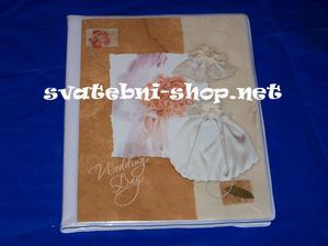 svatební album I