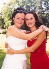 To jsem já a moje sestřička