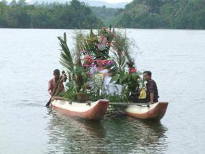 .. kterým jsme pluli na skořicový ostrov