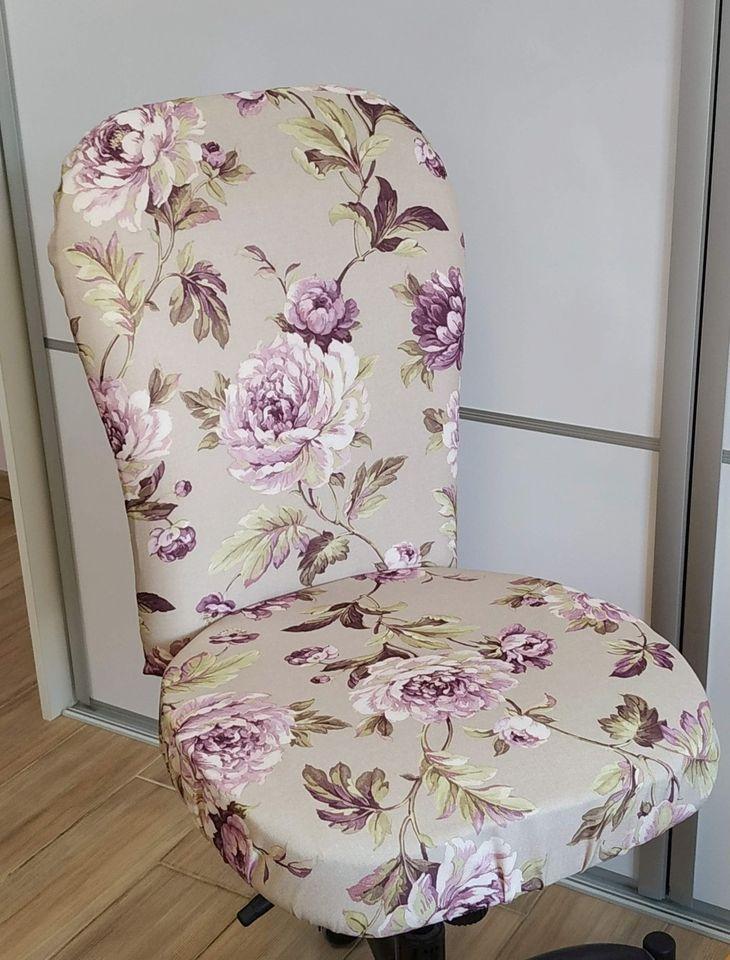 Predám stoličku so snímateľným poťahom - Obrázok č. 1