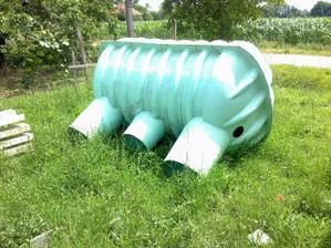 Ponorka žumpa