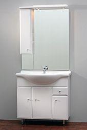 Náš 100 rokov starý domček :) - kúpelnovy set kupeny ešte prerobiť vodu s nastennej na stojankovu bateriu :)
