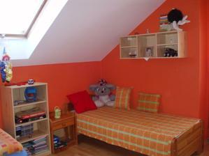 Detská izba , kráľovstvo môjho menšieho miláčika.